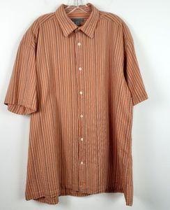 Johnston &Murphy Button down Shirt Size XL EUC